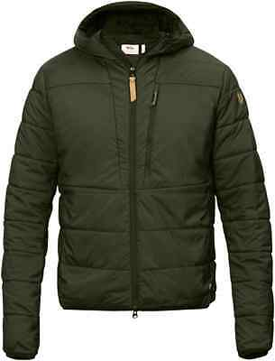 Fjallraven Mens Keb Padded Hoodie Various Colours..