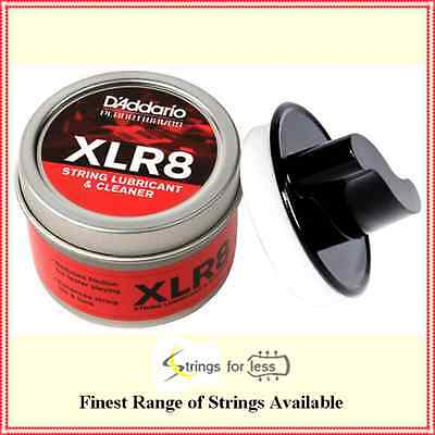 D'Addario Planet Waves  XLR8 String Lubricant / Cleaner