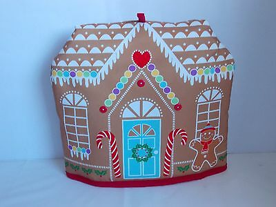 Gingerbread Man/gingerbread House  Tea Cosy Christmas