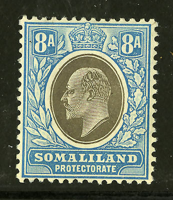Somaliland Protectorate   1904   Scott # 47a   Mint Very Lightly Hinged