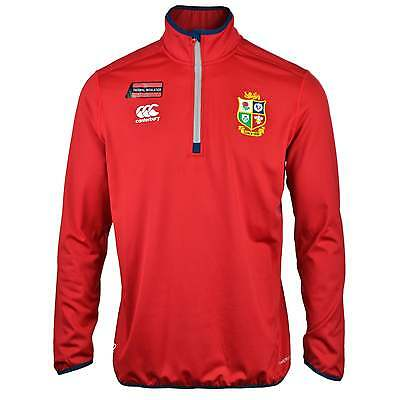 Canterbury British and Irish Lions Thermoreg First Layer Top - Red