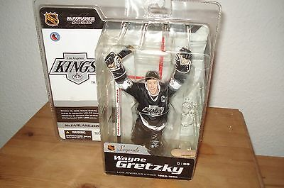 NHL - Wayne Gretzky - Los Angeles Kings - Legend Serie 1 - McFarlane Figur