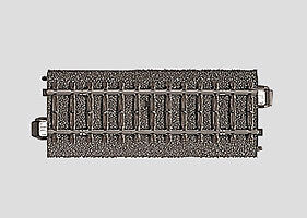 Marklin MA24094 : Rail droit 94 mm : HO