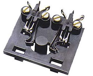 Peco PL-15 : Twin Micro Switch Kit, for fitting to turnout motor PL-10 : HO