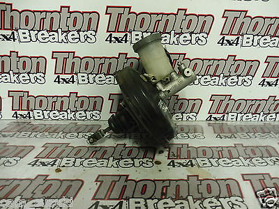 2006-2013 Suzuki Jimny 1.3 Manual Brake Servo And Master Cylinder