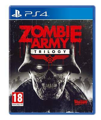Zombie Army Trilogy  PS4 VF NEUF SOUS BLISTER