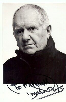 Signed Duncan Preston Boon Eastenders Casualty Doctors  Autograph Signature Uacc