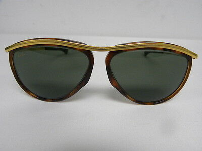 ray ban sunglasses usa  Vintage B\u0026L Ray Ban Vagabond Tortoise Brown G-15 Aviator ...
