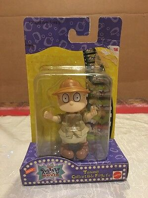 1998 Rugrats The Movie Tommy Figure Mattel Nickelodeon New