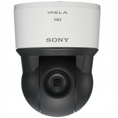 Sony 1080p Full HD PTZ IP camera, SNC-EP580