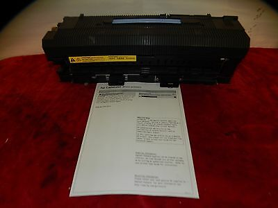 NT 237) HP Laserjet 9000,9040,9050 Fuser Unit RG5-5684 -Tested - Working Pull -