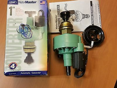 "57030 1"" Automatic Converter Orbit Irrigation Products Hand Sprayers NEW IN BOX"