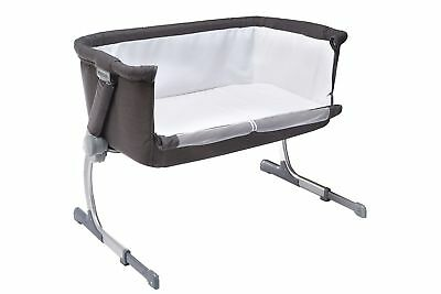 Brand New Childcare Cosy Time Sleeper Bedside Co Sleeper Bassinet Baby Crib