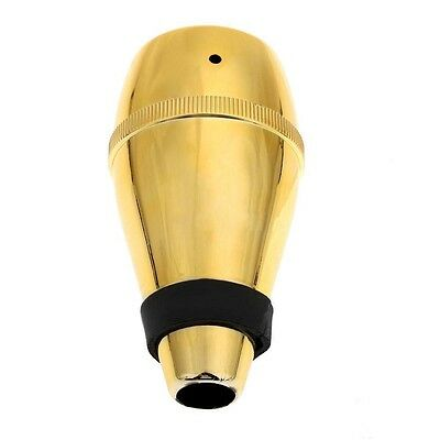Trumpet Straight Practice Cup Mute Lightweight Silencer Random Color SH