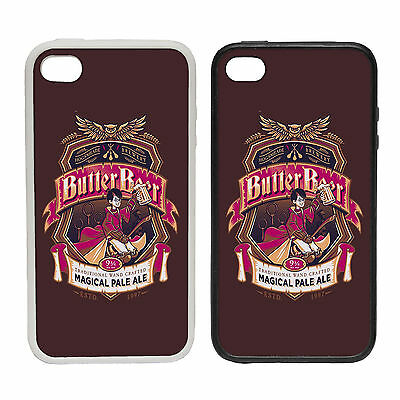 Butter Beer  -Rubber and Plastic Phone Cover Case- Harry Potter , Magic