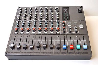 Sony MXP-210 8 Channel Audio Mixer GREAT