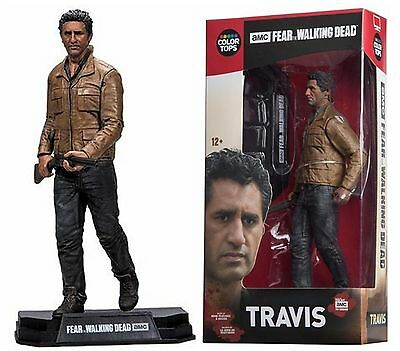 Fear The Walking Dead TV Version Actionfigur Travis Manawa 18 cm