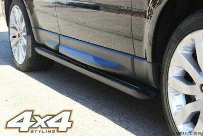 For Range Rover Sport 2005 - 2013 Side Steps Running Boards Set - Type 2
