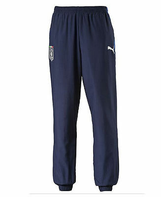 Italy 15-16 Stadium Leisure Pants (Navy) SIZE L