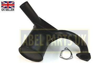 813//00349 3CX JCB EXHAUST AND GASKET 123//03964