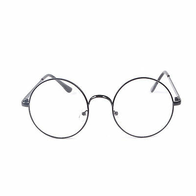 HARRY POTTER ROUND GLASSES Metal Wire Costume Round Wizard