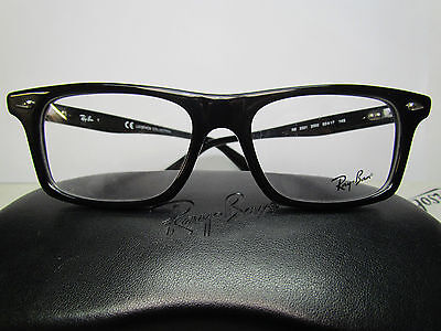 Ray-Ban 5301 Legends Collection 2000 53/17 occhiale da vista, NUOVO ORIGINALE