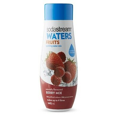 Soda Stream Syrup Fruit Berry Mix 440Ml
