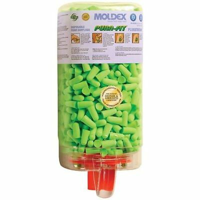 Moldex 6845 Pura-Fit 500 Pairs per Dispenser Foam Ear Plugs