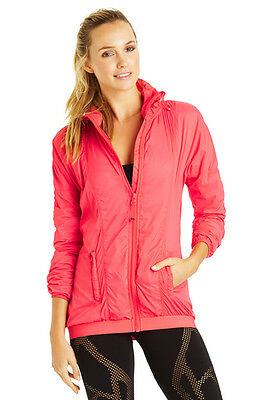 NEW Womens Lorna Jane Activewear   Alexis Active Jacket