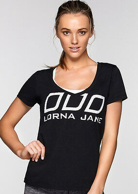 NEW Womens Lorna Jane Activewear   Supreme S/Slv T-Shirt