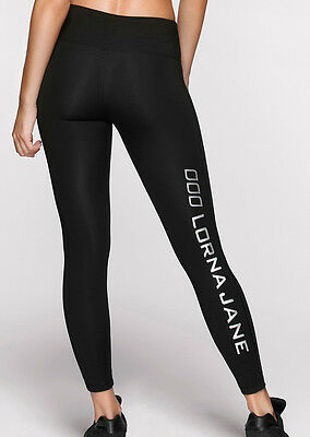 NEW Womens Lorna Jane Activewear   Active Compression F/L Tight