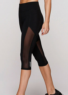 NEW Womens Lorna Jane Activewear   Sienna Support 3/4 Tight