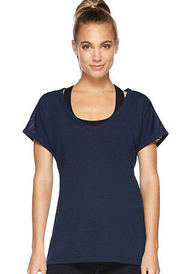 NEW Womens Lorna Jane Activewear   Opulence S/Slv Casual Top