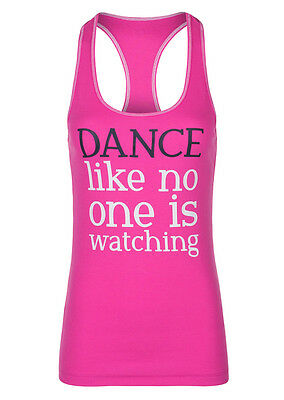NEW Womens Lorna Jane Activewear   Dance It Out Tank