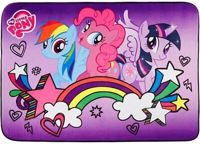 My Little Pony Heat Transfer Accent Rug, 3'4 X 4'8