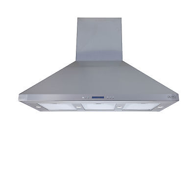 New Commercial 1500MM Canopy Range Hood Alfresco Twin Motor BBQ PERTH PICK UP