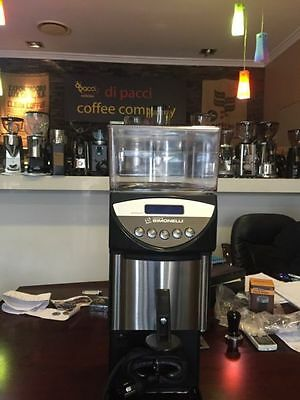 Brand New Mythos 1 Electronic On Demand Commercial Coffee Grinder