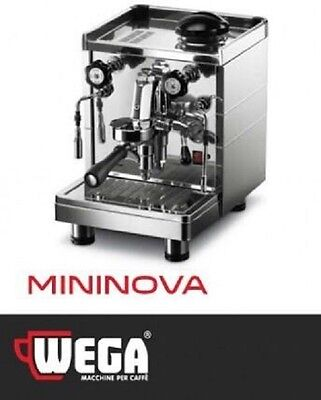 Demo/Brand New 1 Group Wega Nova Plumbed Home Coffee Machine