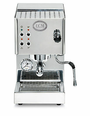 ECM Semi Commercial Espresso Coffee Bean Machine For Home