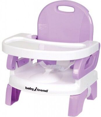 Baby Infant Portable High Chair Booster Seat Adjustable Indoor Outdoor Unisex