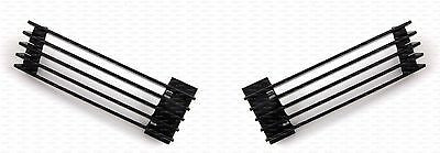 GENUINE BMW E31 840Ci 850i 850 Ci 850 CSi Front Bumper Air Inlet Grilles Pair