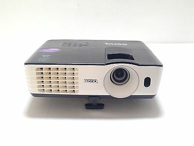 BenQ MX660P HDMI LCD PROJECTOR USED 1h LAMP HOURS IMAGE CLEAR | REF: S63