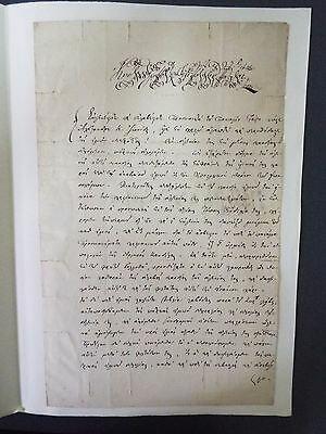 Kyrillos Lucaris - Signed Document - Undated