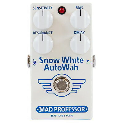 Mad Professor Snow White Auto Wah Factory Made Effectpedal NEU NEW