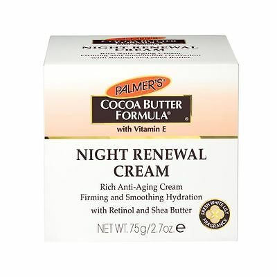 Palmer's Cocoa Butter Night Renewal Cream 75g