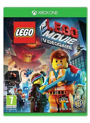 The Lego Movie Video Game (Xbox One) Brand New & Sealed - UK PAL