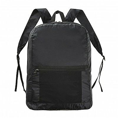 Craghoppers Wash Line and Sink Plug Rucksack - Black