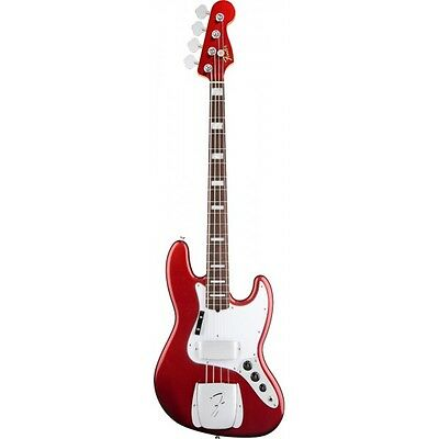 Bajo FENDER 50th Anniversary Jazz Bass Candy Apple Red (019-5000-809)