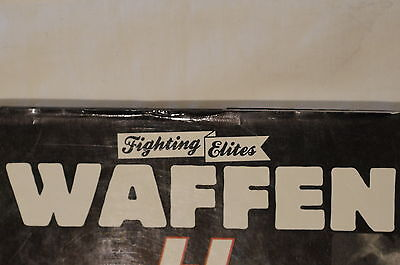 WW2 German Fighting Elites Waffen SS by Keith Simpson Reference Book
