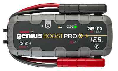 NOCO Genius Boost Pro GB150 - 12V 4000 UltraSafe Lithium Jump Starter Pack
